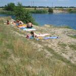 Kupanie Senec - Gulaska
